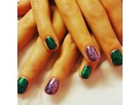 Spray tanning and nail specialist