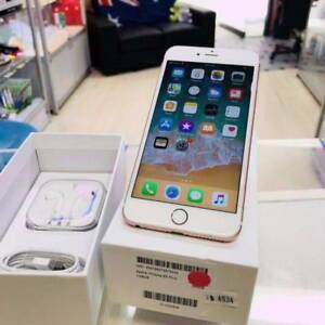 IPHONE 6S 64GB ROSE GOLD BOX CHARGER WARRANTY Surfers Paradise Gold Coast City Preview