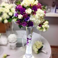 UNIQUE BRIDAL PACKAGES FROM $399 CENTERPIECES FROM $45
