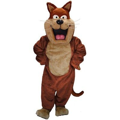 Fat Cat Professional Quality Mascot Costume Adult Size