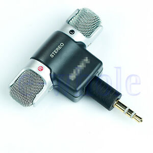 3.5 ECM-DS70P Electret Condenser Wireless Stereo Microphone for Sony HM