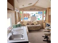 Static caravan for sale ocean edge holiday park Lancaster Morecambe 12 month season dog friendly
