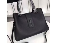 Leather YSL bag for sake