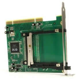 PCMCIA to PCI Adapter Card - Use Laptop Cards in PC
