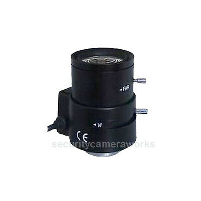 3.5-8mm CS Mount Lens Varifocal Zoom Auto DC IRIS for CCTV security camera bna