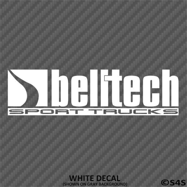 Home Decoration - Belltech Sport Trucks Vinyl Decal Sticker - Choose Color