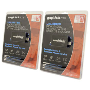 MagicJack VOIP Telephone Adapter