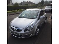 Corsa SXI 1.2 07 *Quick sell NO TIME WASTERS*