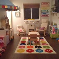 Orillia home daycare spots available