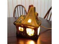 Pottery Child's Nightlight