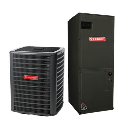 2.5 Ton 15 Seer Goodman Air Conditioning System GSX160301 -