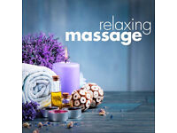 Relaxing massage in BEDFORD (Monday to Thursday 10am-2pm only!)