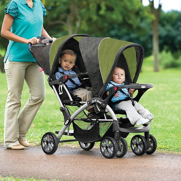 Top 5 Double Strollers For Newborns Ebay