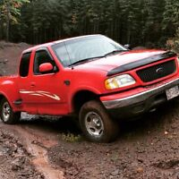 2 FORD F150 STEPSIDES trade or sell