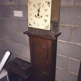 Robert Kelvey grandfather clock