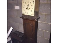 Robert Kelvey grandfather clock