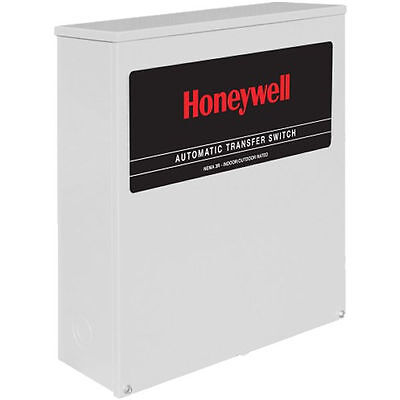 Honeywelltrade Commercial 100-amp Automatic Transfer Switch 120208v