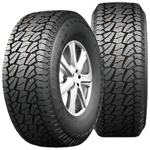 New summer tire LT225/75R16 $520 for 4, on promotion