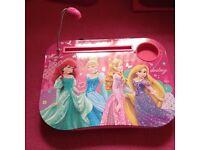 Disney princess lap tray