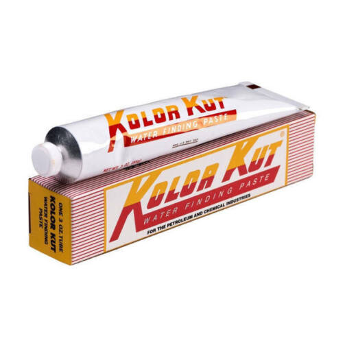 Kolor Kut 3 Ounce Tube Water Finding Paste, NEW, FREE SHIPPING