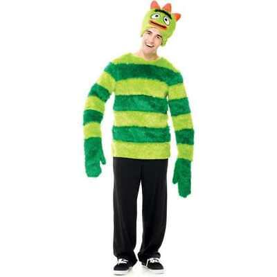 NWT Yo Gabba Gabba! - Brobee Adult Costume Men Medium Halloween](Brobee Costume)