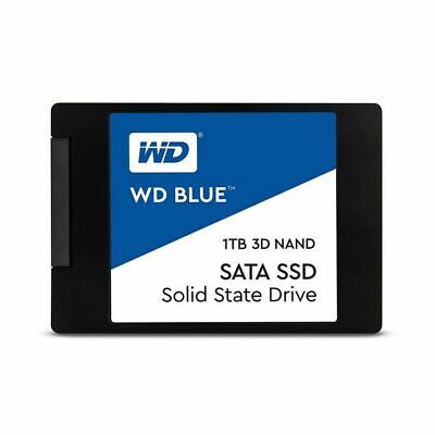 S0212781 493123 Disque dur Western Digital WDS100T2B0A 1 TB SSD SATA 3
