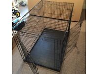 XL dog cage / crate - 46x30x32