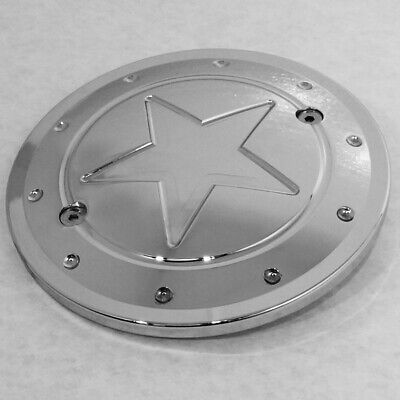 RF Custom Parts Chrome Lone Star Derby Cover ALL 08-up Victory Models RF-3614C