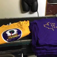 Wholesale Custom Printed T-shirts + Apparel