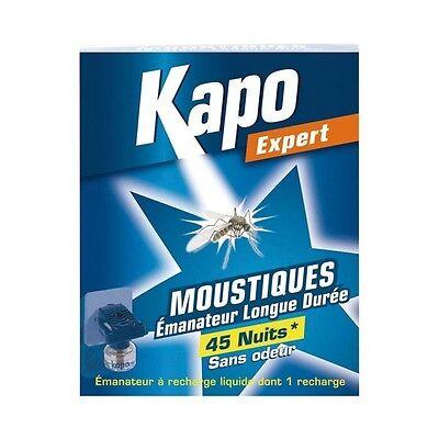 Anti Mosquitos Larga Duración Emanateur Eléctrico KAPO