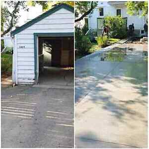 COMPLETE GARAGE PACKAGES AND DRIVEWAYS  Strathcona County Edmonton Area image 7
