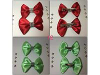 Hair accessories girls headbands bow hair clips