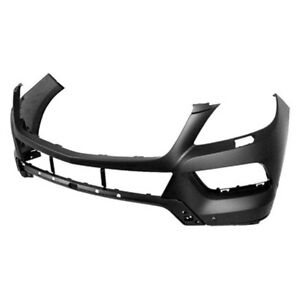 2012 - 2015 MERCEDES ML350 ML550 FRONT BUMPER MB1000367