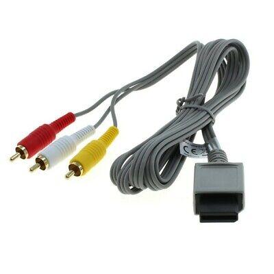 Av TV Cables de Video Para Nintendo Wii U Wii Mini Cable...
