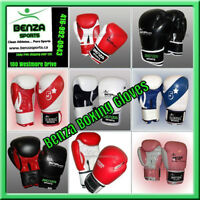 BENZA BOXING GLOVES ON SALE STARTING AT $24.95 + FREE SHIPPING!!