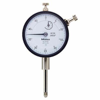 Mitutoyo 2776s 1 Range 0-50 Precision Agd Dial Indicator