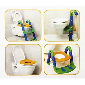 3-in-1 Toilet Trainer Potty Toilet Seat - very useful