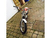 Yamaha TY80 trials bike mini