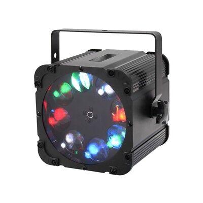 Equinox Crossfire XP RGBW Multicolour Gobo DJ Disco Lighting Effect Inc Warranty
