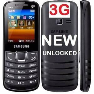 NEW 3G SAMSUNG E3309T  UNLOCKED CAMERA BLUETOOTH O484 189 733 $55 Castle Hill The Hills District Preview