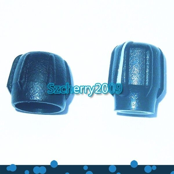 10 sets Volume Control knob And Channel Knob For kenwood TK3201 TK3202 TK2207G
