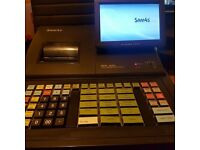 SAM 4S SPS530 CASH REGISTER