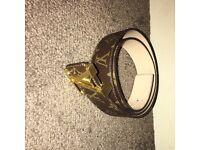 Louis Vuitton belt 94cm