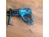 Makita lxt hammer drill new