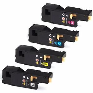 Xerox 106R01630/01629/01628/01627 New Compatible B/C/Y/M Toner Cartridge for 6000/6010/6015 series