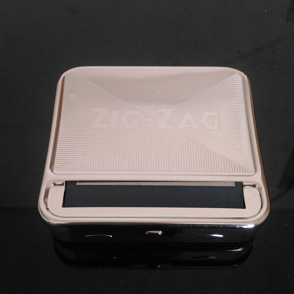 Zig Zag Automatic Cigarette Tobacco Rolling Machine