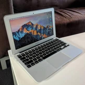 """MacBook Air 11"""" 256GB SSD i5 4GB RAM (Mid-2013) AS NEW Apple"""