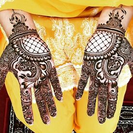 AFFORDABLE henna/mehndi artist