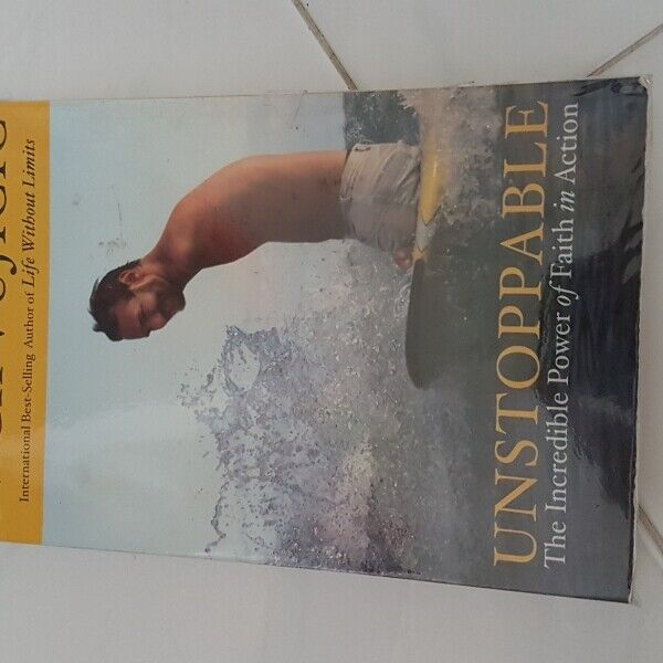 Nick Vujicic - Unstoppable | Orchard / River Valley | Gumtree