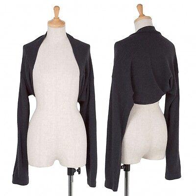 gigli Knit Bolero Size M(K-42566)